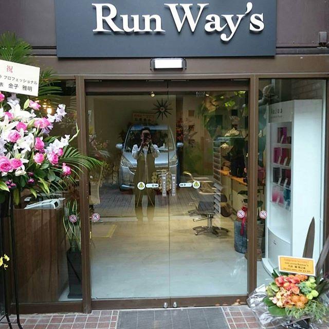 今日から、始まります予約、10人頑張ります#綱島#美容室#カット#オシャレ#ランウェイズ#ランウェーズ#runway's#Runway's#始動#關