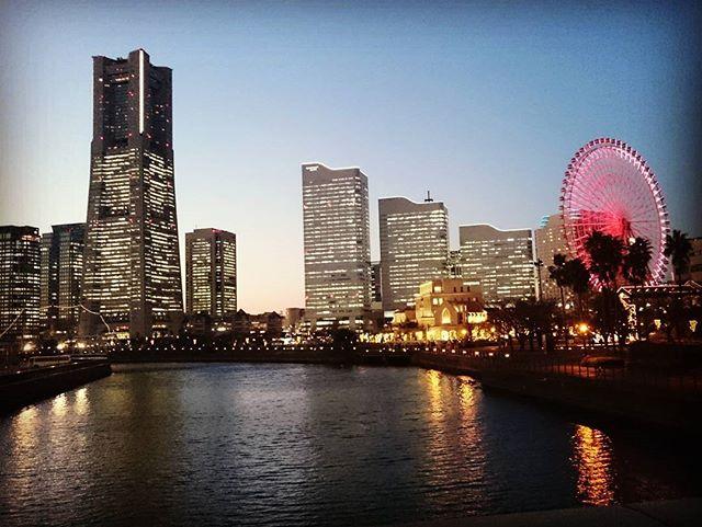 横浜も、いいですな~ #横浜#みなとみらい#いいですな~